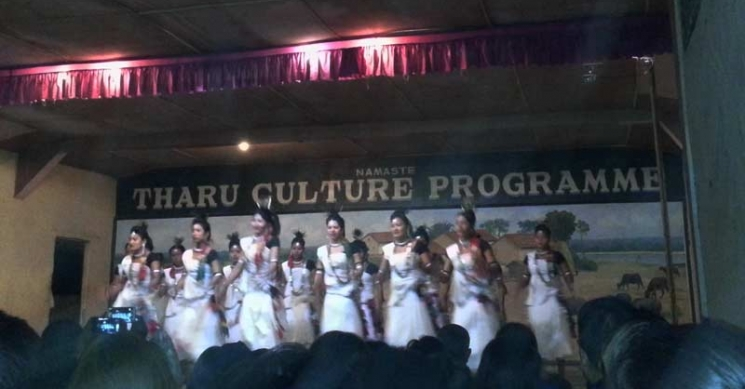 Tharu Cultural Dance Program