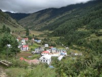 Junbesi Village