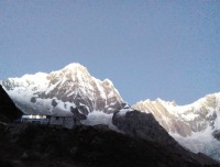 Mardi Himal High Camp