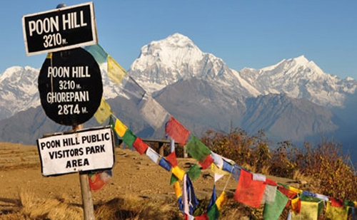 2 Days Poon Hill Trekking