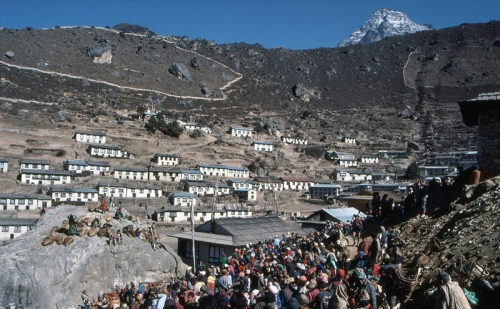 Gokyo Valley Circuit Trekking