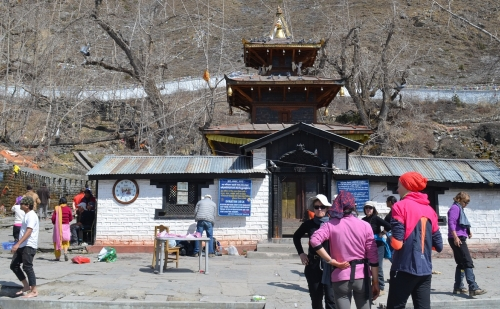Muktinath Darshan by Jeep