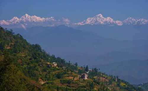 Nagarkot to Dhulikhel Hiking