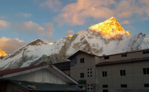 Short Everest Base Camp Trek 10 Days
